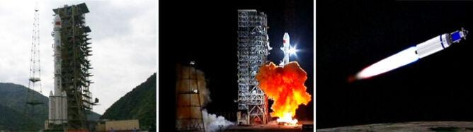 Satelita made in China już w kosmosie