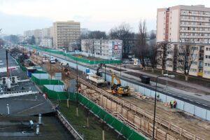 Metro na Woli: zamkną kolejny odcinek Górczewskiej