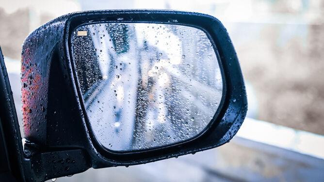 Warunki drogowe podzielą Polskę