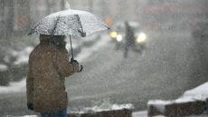 Prognoza pogody na dziś: do wyboru śnieg, deszcz lub deszcz ze śniegiem. Miejscami mocno powieje