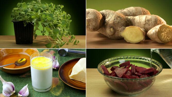 Zrób własne naturalne leki na przeziębienie