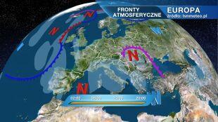 Wyż Leonore wpłynie na pogodę w Polsce