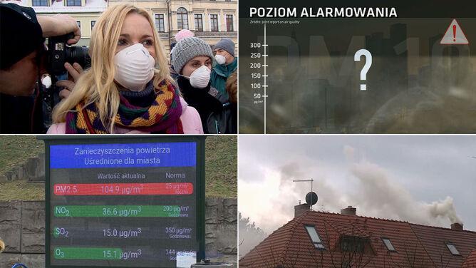 Alerty smogowe do zmiany. O trującym powietrzu dowiadujemy się bardzo późno