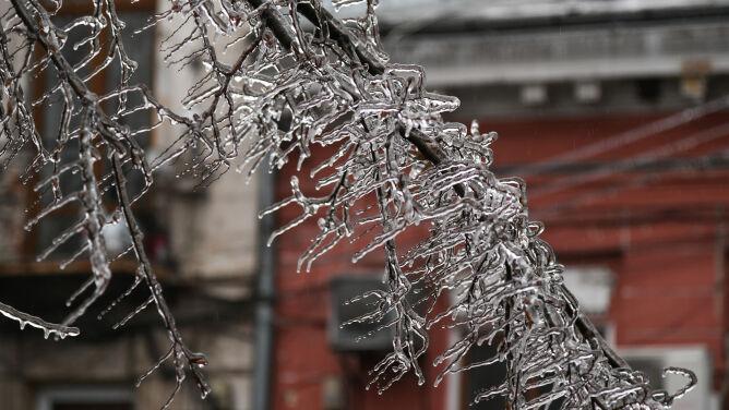 Oblodzenia i opady marznące. <br />Prognoza pogodowych zagrożeń