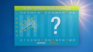 Prognoza pogody na 16 dni: będzie nowy atak upału